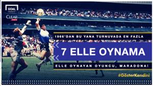 Commercial: Maradona Clear Turkey