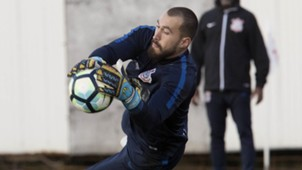 Walter Corinthians treino 2017