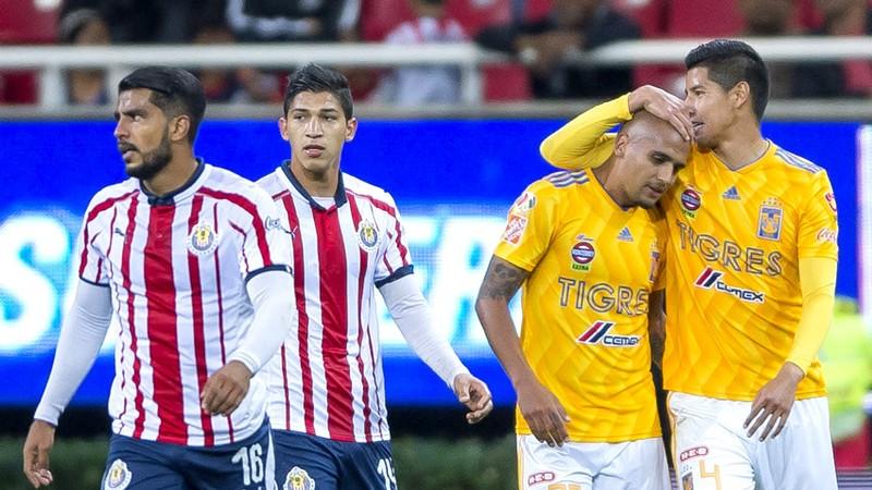 Chivas Tigres Apertura 2018