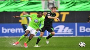 Victor Osimhen Wolfsburg
