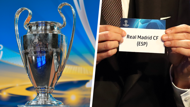 When is the Champions League 2018-19 last 16 draw? Draw date