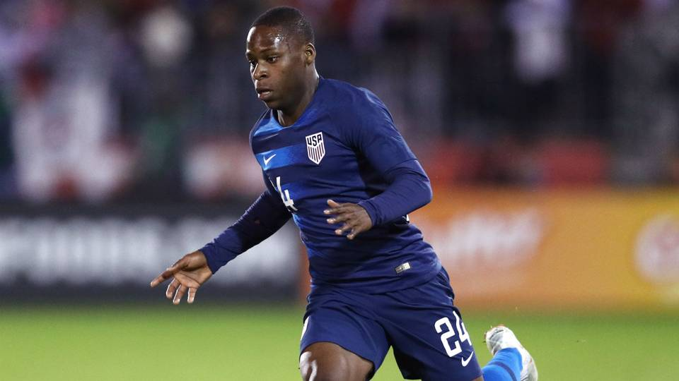 USMNT's all-teen attack impresses against Peru