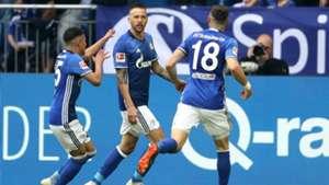 Guido Burgstaller Schalke Bundesliga 12052018