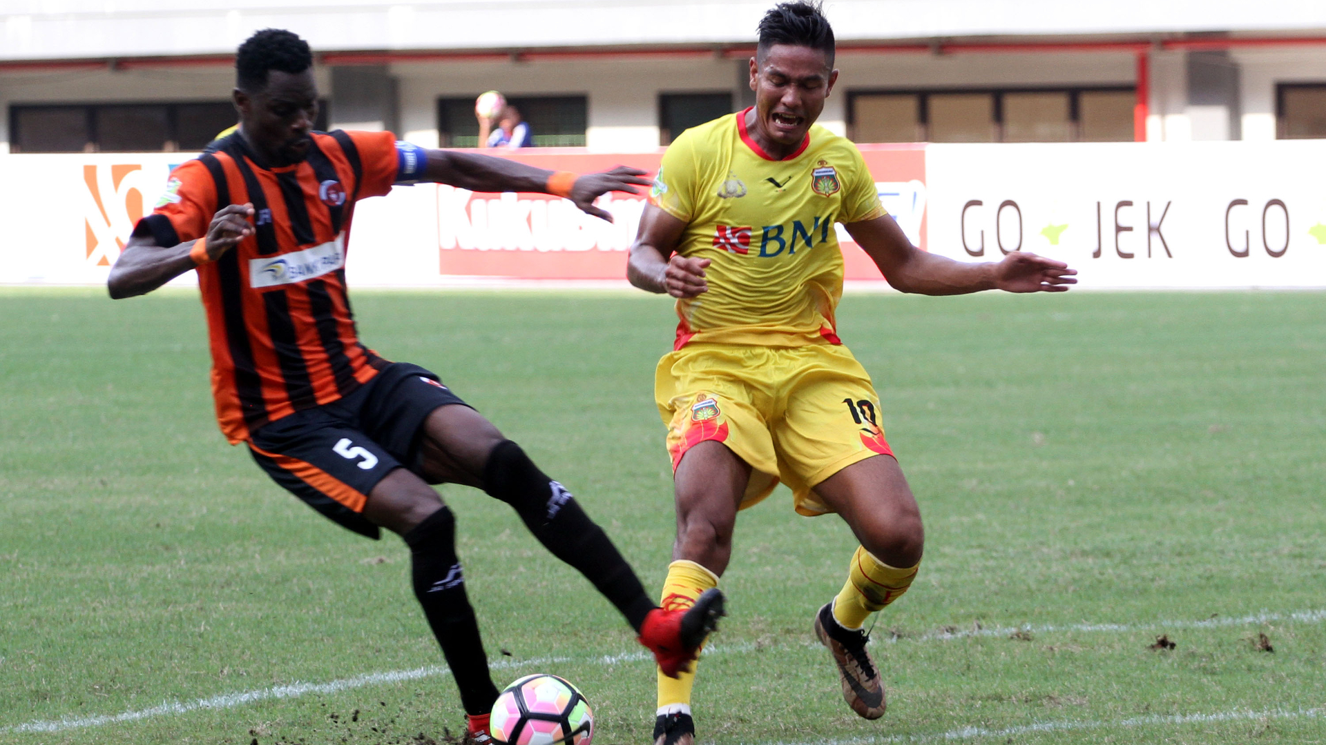 Perseru Serui V Bhayangkara Laporan Pertandingan  Liga  Goal Com
