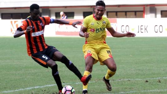 Bhayangkara FC vs Perseru Serui