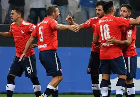 EN VIVO: Independiente 0-0 Deportivo Lara