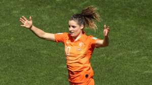 Dominique Bloodworth, Netherlands, 2019 WWC