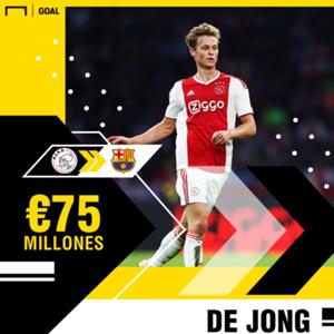 GFX De Jong precio