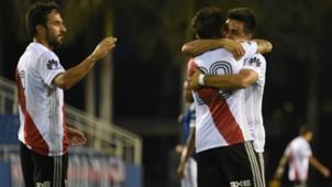 Gonzalo Martinez Ignacio Scocco River Plate Millonarios Amistoso 13072018