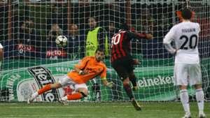 Milan penalty