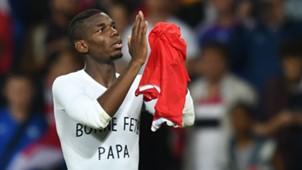 Paul Pogba France Frankreich 19062016