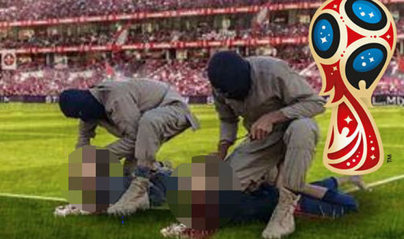 ISIS Propaganda world cup