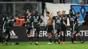 Memphis Depay Marseille Lyon Ligue 1 18032018