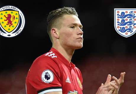 Man Utd star McTominay's intl options explained