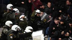 Ajax AEK Athens Champions League police 271118