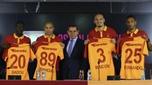 Galatasaray new transfers 15082017 AA