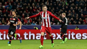 Kevin Gameiro Atletico Madrid Champions League