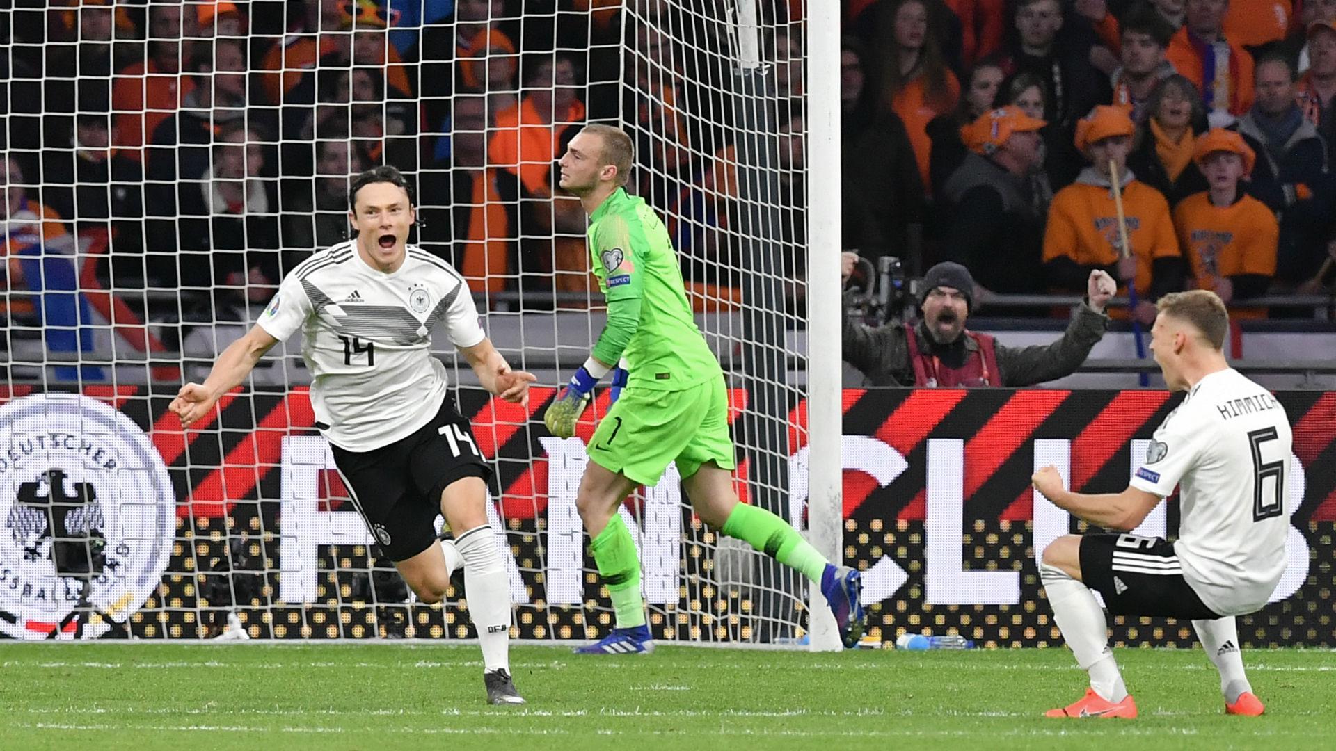 Nico Schulz Joshua Kimmich Niederlande Deutschland 24032019