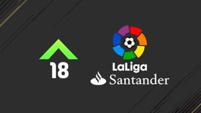 FIFA 18 LaLiga