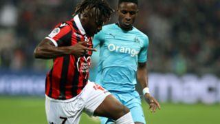 Allan Saint-Maximin Bouna Sarr Nice Marseille Ligue 1 21102018