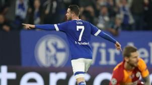 Mark Uth FC Schalke 04 Galatasaray 06112018
