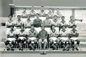 India team 1960 Rome Olympics