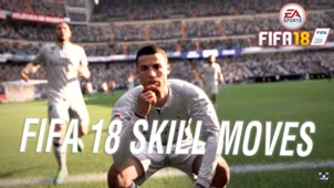 FIFA 18 skill moves GFX