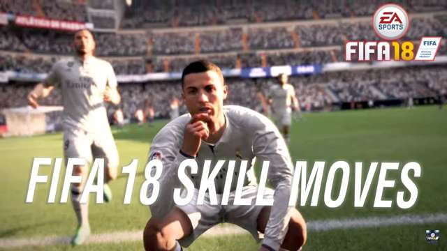 FIFA 18 Skill Moves: How to do all the new and five-star skills
