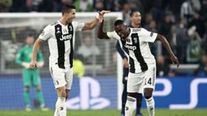 Cristiano Ronaldo Matuidi - Juventus