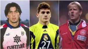 Buffon Casillas Schmeichel