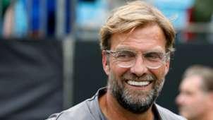 Jurgen Klopp Liverpool 22072018