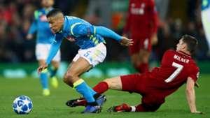Allan Napoli Liverpool