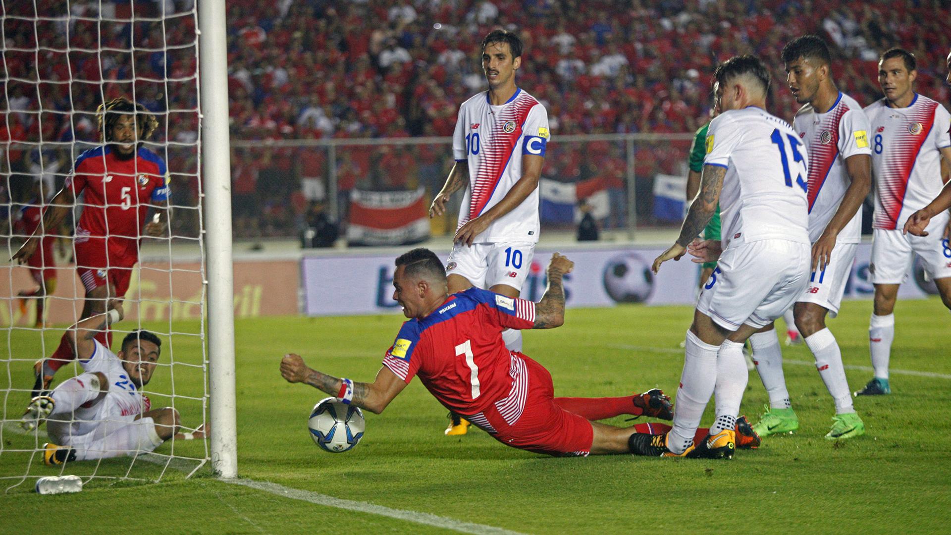 Panama Costa Rica World Cup
