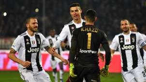 Cristiano Ronaldo Salvador Ichazo Juventus