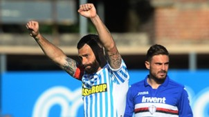 Mirko Antenucci SPAL Sampdoria Serie A