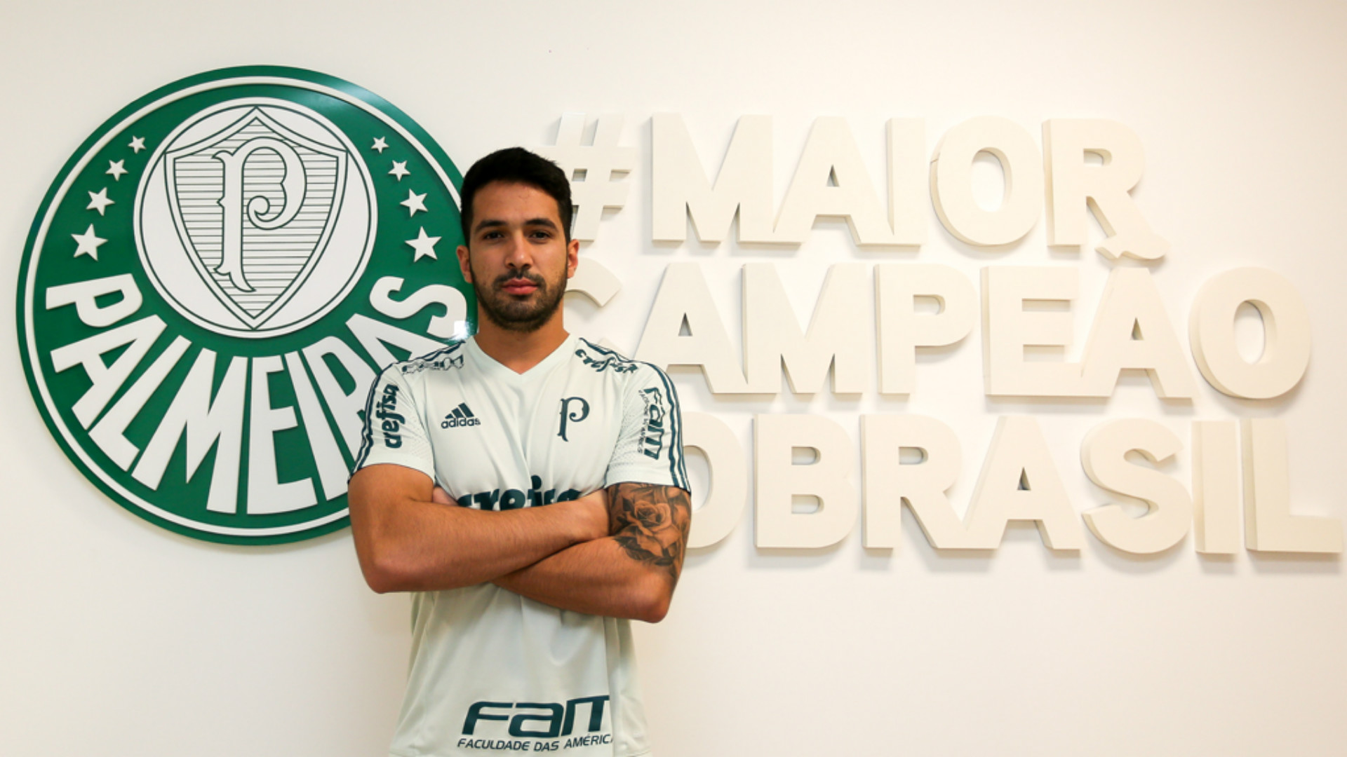 Luan - Palmeiras - 6/04/2017