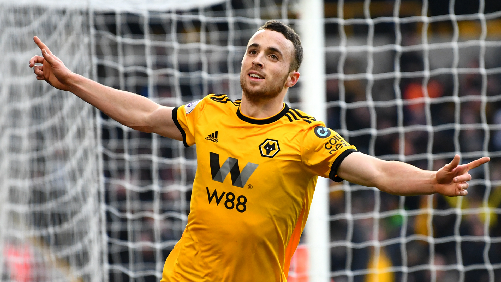 Diogo Jota Wolves Premier League Team of the Week 20012019