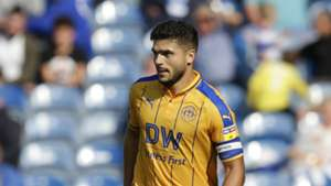 Sam Morsy - Wigan Athletic v Queens Park Rangers Sky Bet Championship
