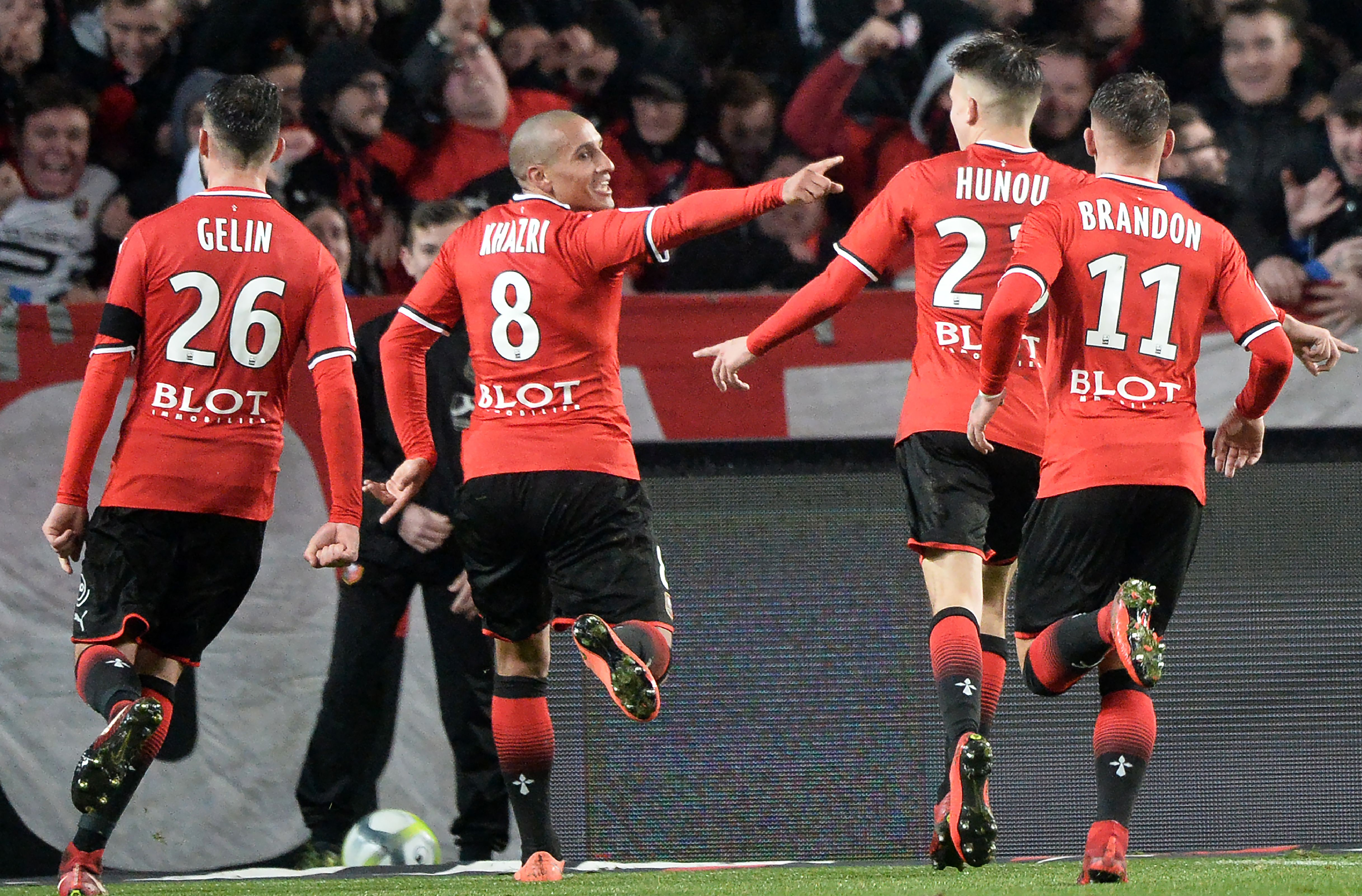 Rennes Nantes Ligue 1