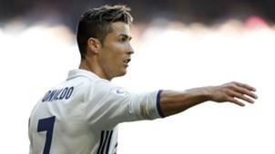 Cristiano Ronaldo Real Madrid La Liga 2017