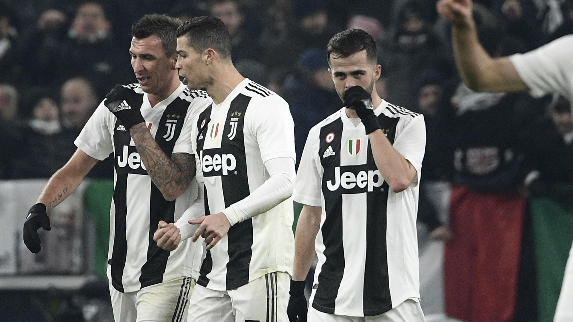 Mandzukic Juventus Roma Serie A