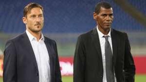 Francesco Totti Aldair Roma Chapecoense