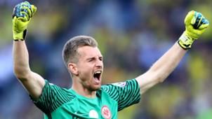 LUKAS HRADECKY EINTRACHT FRANKFURT DFB POKAL GERMAN CUP FINAL 27052017