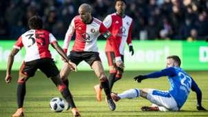 Bart Ramselaar, Karim El Ahmadi, Feyenoord - PSV, 25020218