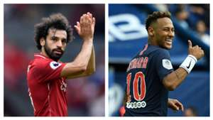 Mo Salah, Neymar
