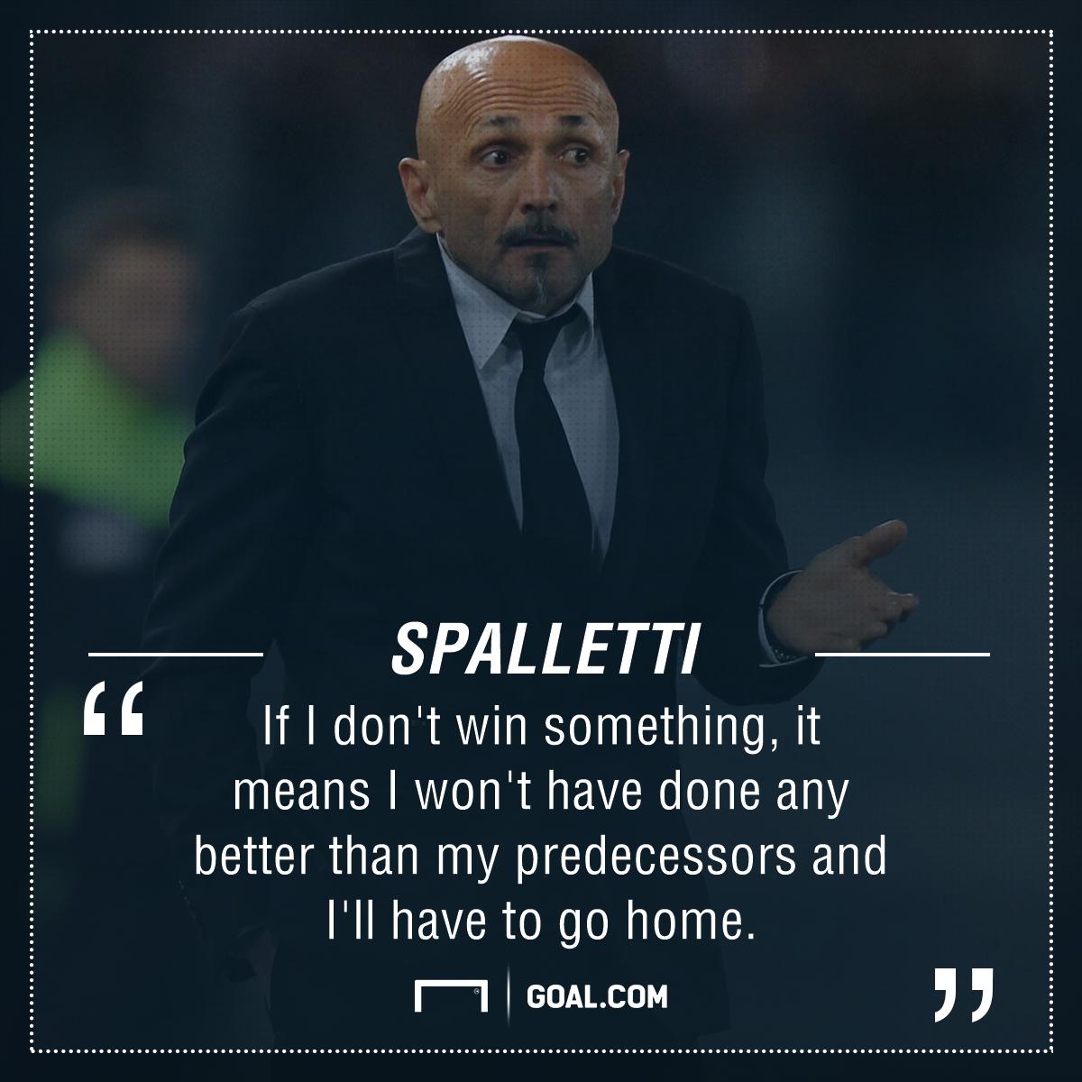 Luciano Spalletti Roma PS
