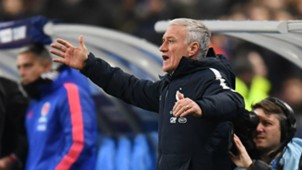 Didier Deschamps France Colombia