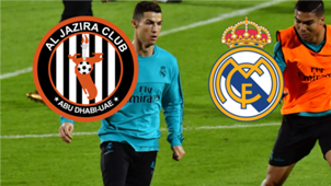 GFX Al Jazira Real Madrid