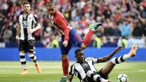 Antoine Griezmann Jefferson Lerma Atletico Madrid Levante LaLiga