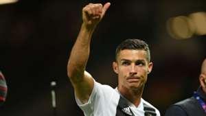 Cristiano Ronaldo Oktober 2018